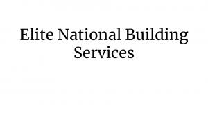 Elite National Building Services