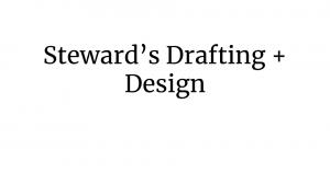 Steward's Drafting + Design